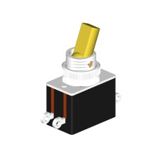 SE613 Toggle Switch 5A SPDT