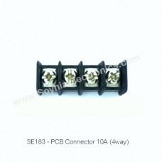 SE183 PCB Connector 10A 4Way (Pitch 9.5mm)