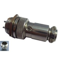 SE131 Round Shell Connector 16mm 8 Way