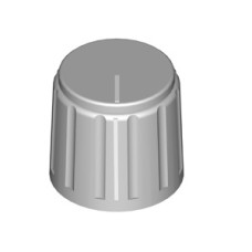 SE027 Knob Collet Type Standard 21mm