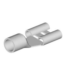 SE064 Crimping Lug Folded Rounded Large