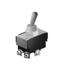 SE611 Toggle Switches Standard 10A SPST On-Off