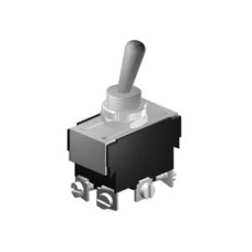 SE617 Toggle Switches Standard 6A DPDT On On