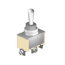 SE644 Toggle Switches Standard 15A SPDT MOM-OFF-MOM