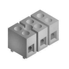 SE009 Terminal Block 3Way Sq. 15A