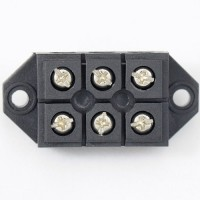 SE576 Terminal Block Close Type HT 30A 3 Way N6GF With Cover